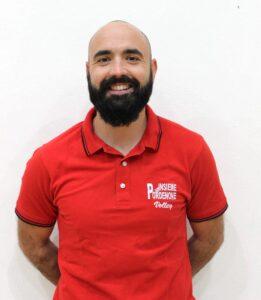 Preparatore atletico Beriotto Andrea