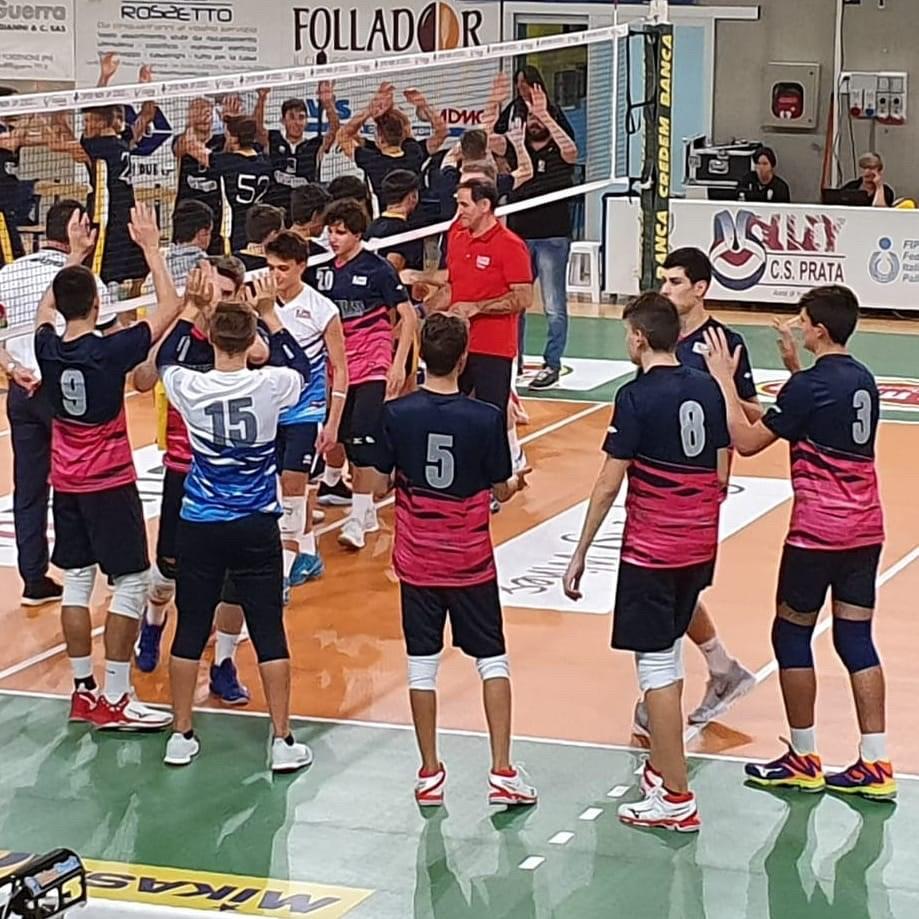 La Serie D Maschile di Insieme per Pordenone Volley cede contro il Soca Marchiol Zkb
