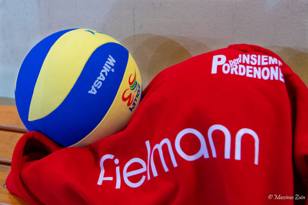 Fielmann partnership ufficiale di Insieme per Pordenone Volley