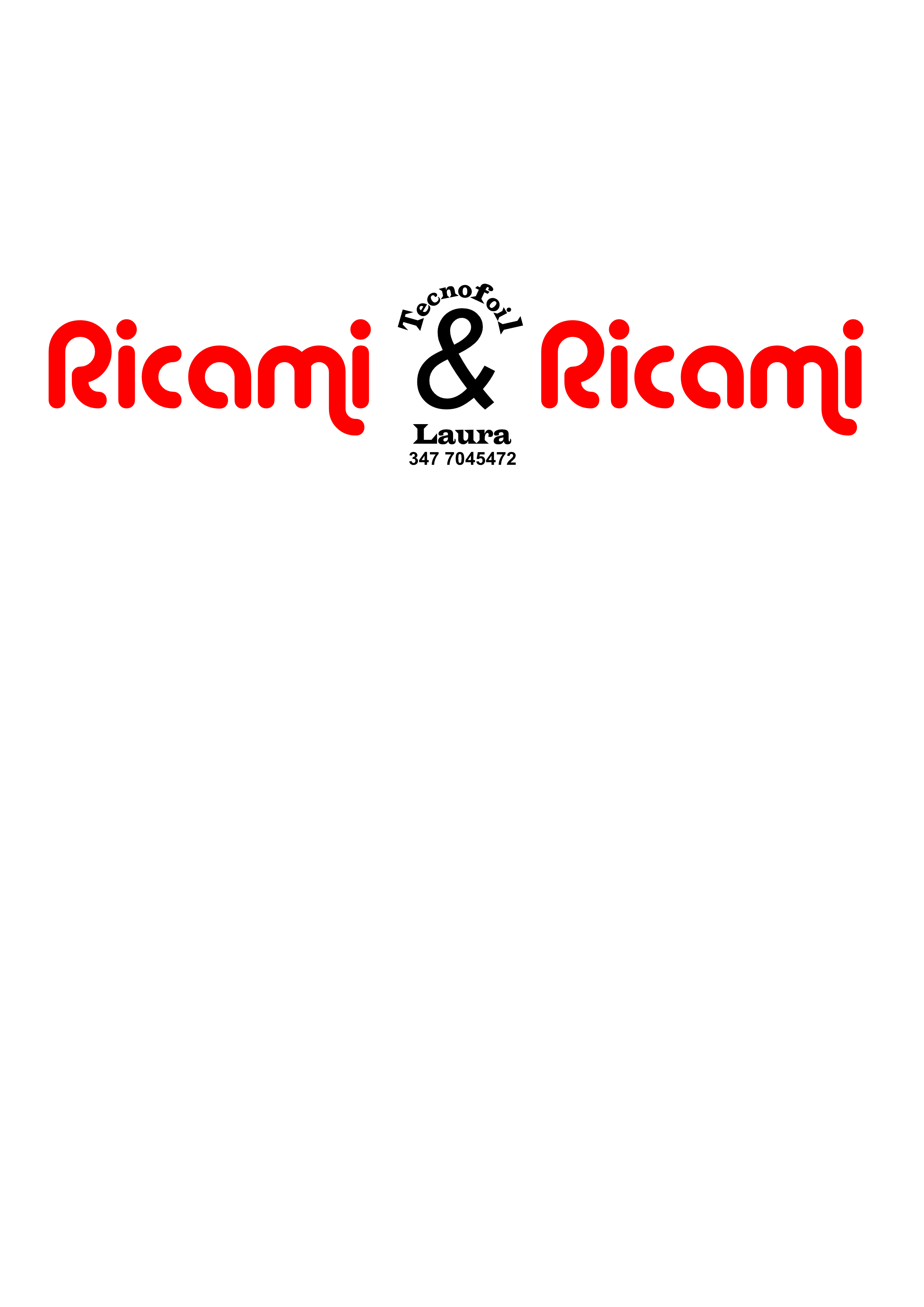 Ricami & Ricami di Tecnofoil  Srl
