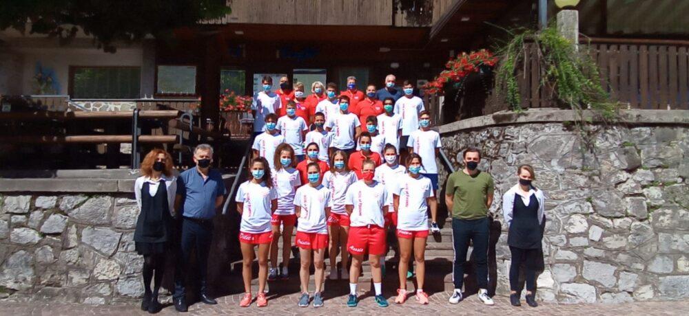 Accademia del volley: camp a Forni per l'under 19 maschile e femminile di casa Insieme